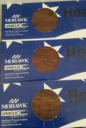 Mohawk Vinyl Planks